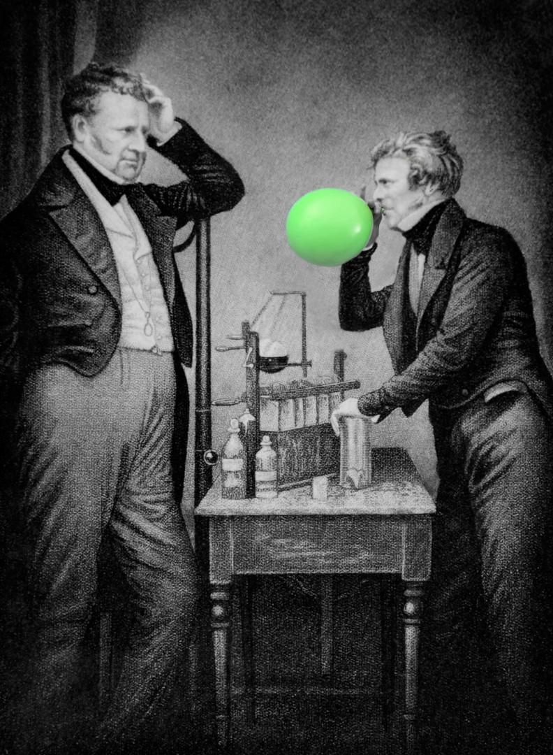 faraday-party-baloon-rubber