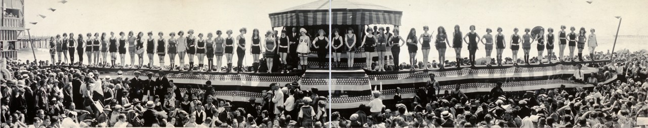 miss-panoramique-Bathing-Girl-Parade-Crystal-Pier-Calif-1925
