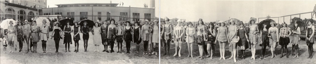 miss-panoramique-Contestants-Bathing-Girl-Revue-Galveston-Tex-May-13-1923