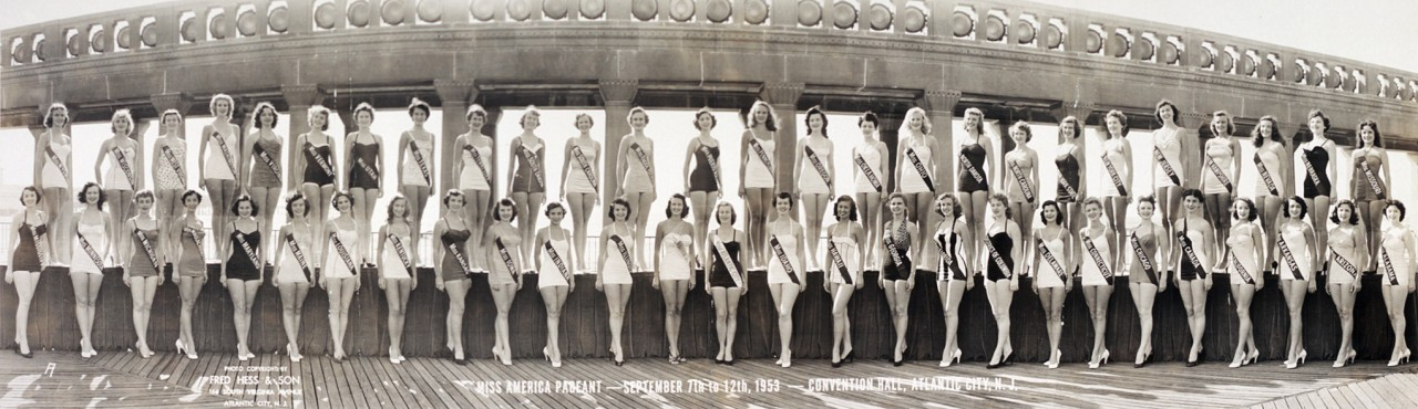 miss-panoramique-Miss-America-Pageant-September-7th-to-12th-1953-Convention-Hall-Atlantic-City-NJ
