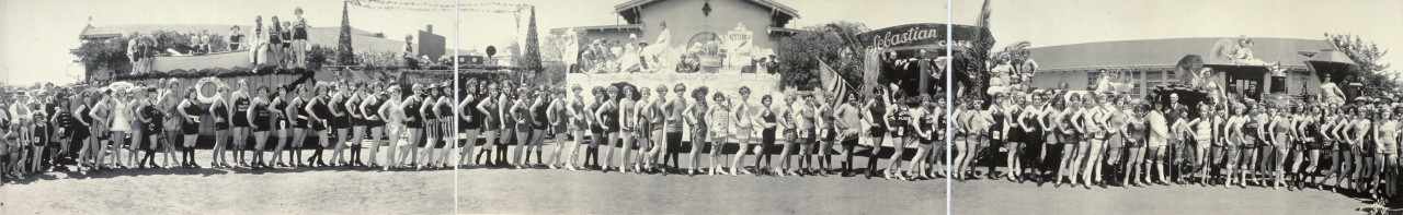 miss-panoramique-Venice-Bathing-Girl-Parade-1925