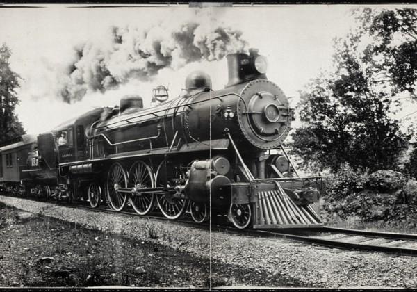 Chicago - Portland Spécial - 1906