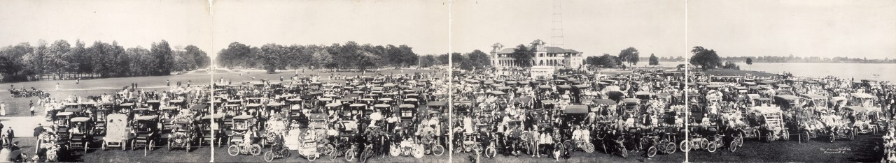 Detroit - 1909