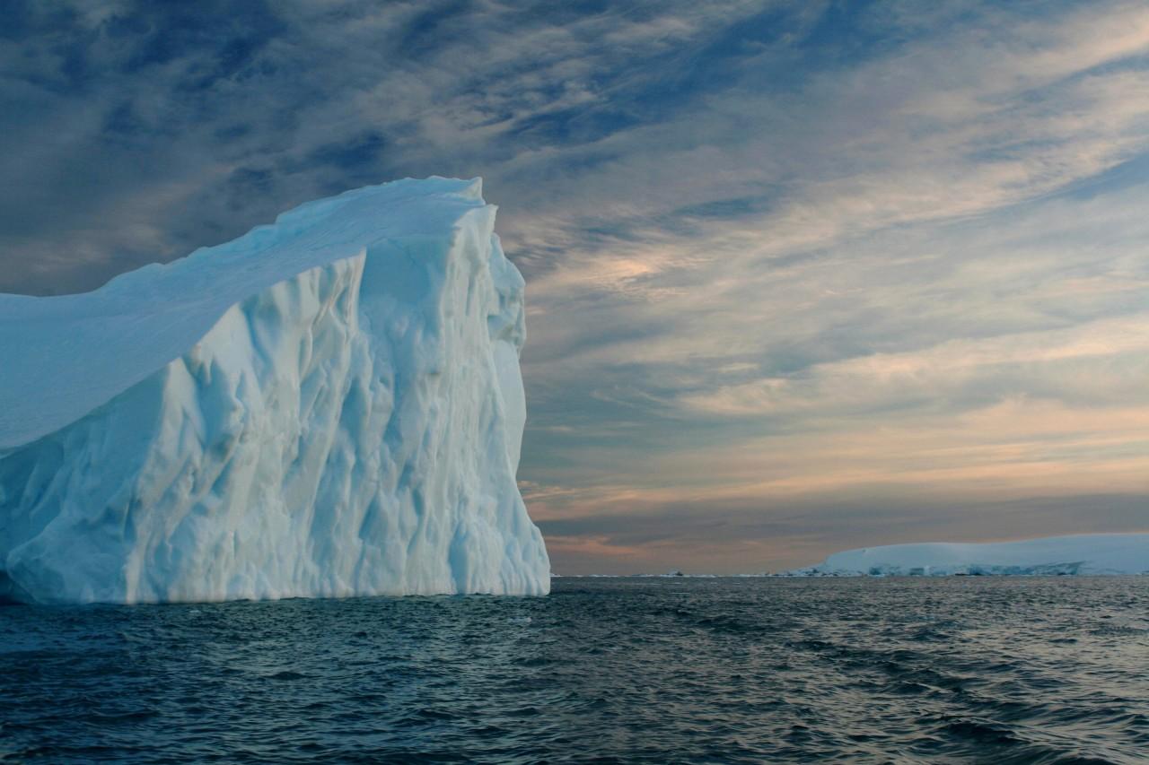 Un iceberg - Robin Solfisburg