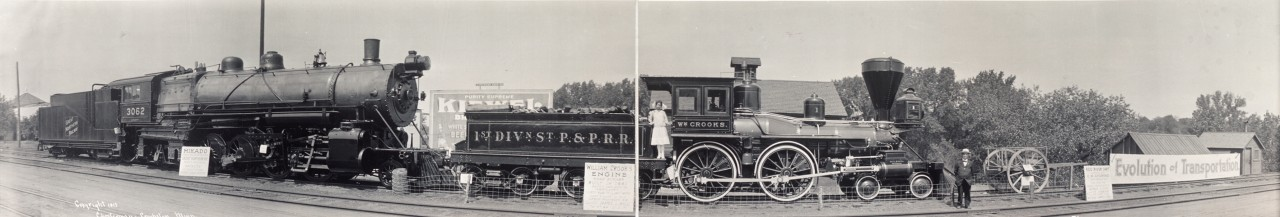 """""""Evolution du transport"""" - 1913"""