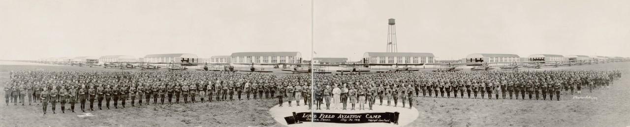 Love Field - 1918
