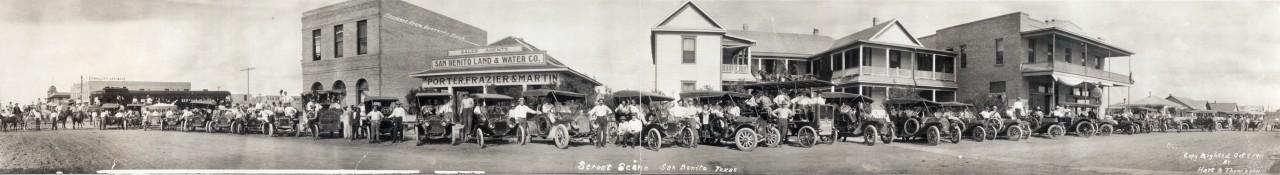 San Benito, Texas - 1919