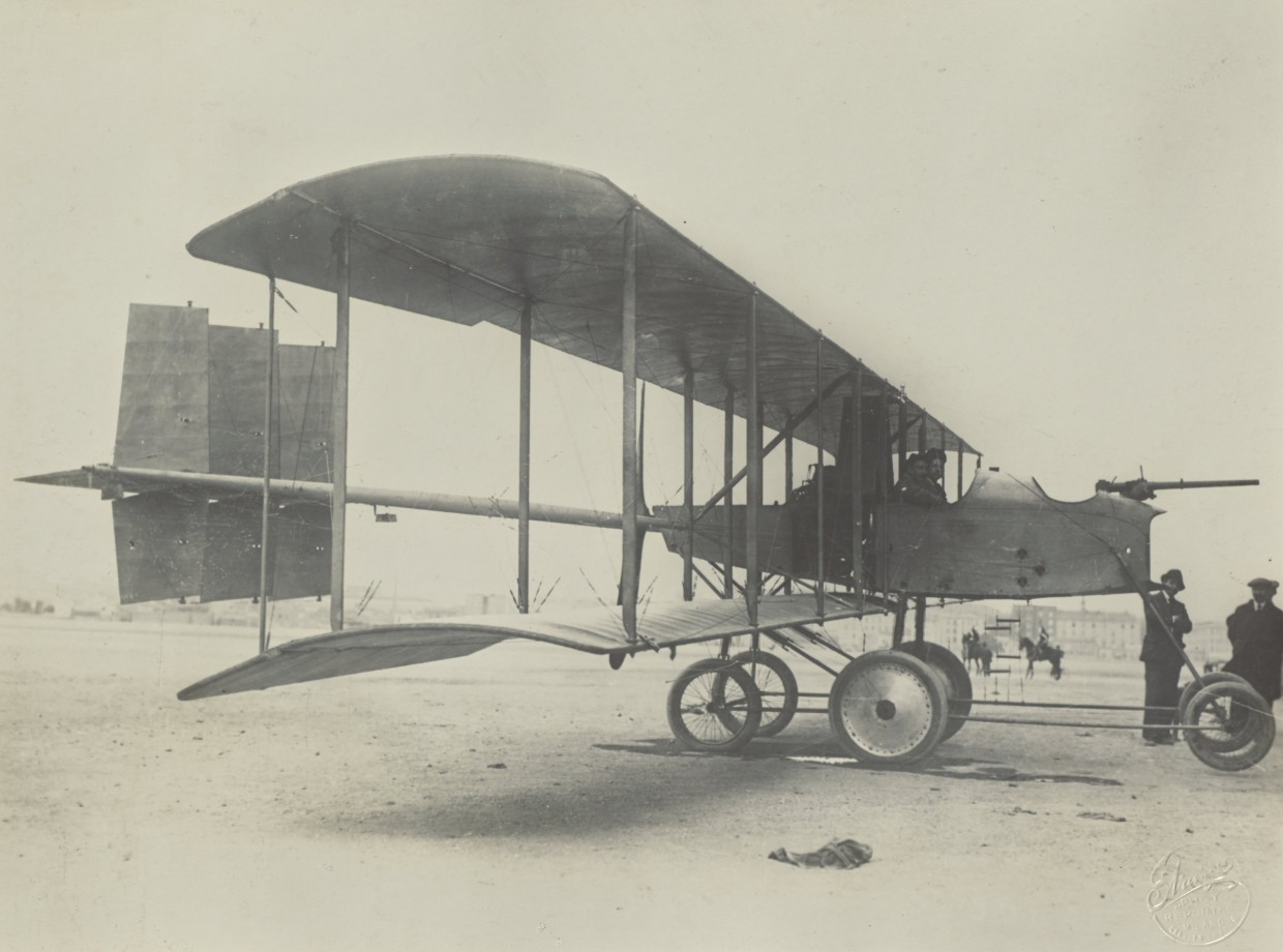 Fedele-Azari-debut-avion-dirigeable-italie-49