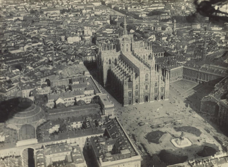 La cathédrale de la Nativité-de-la-Sainte-Vierge de Milan