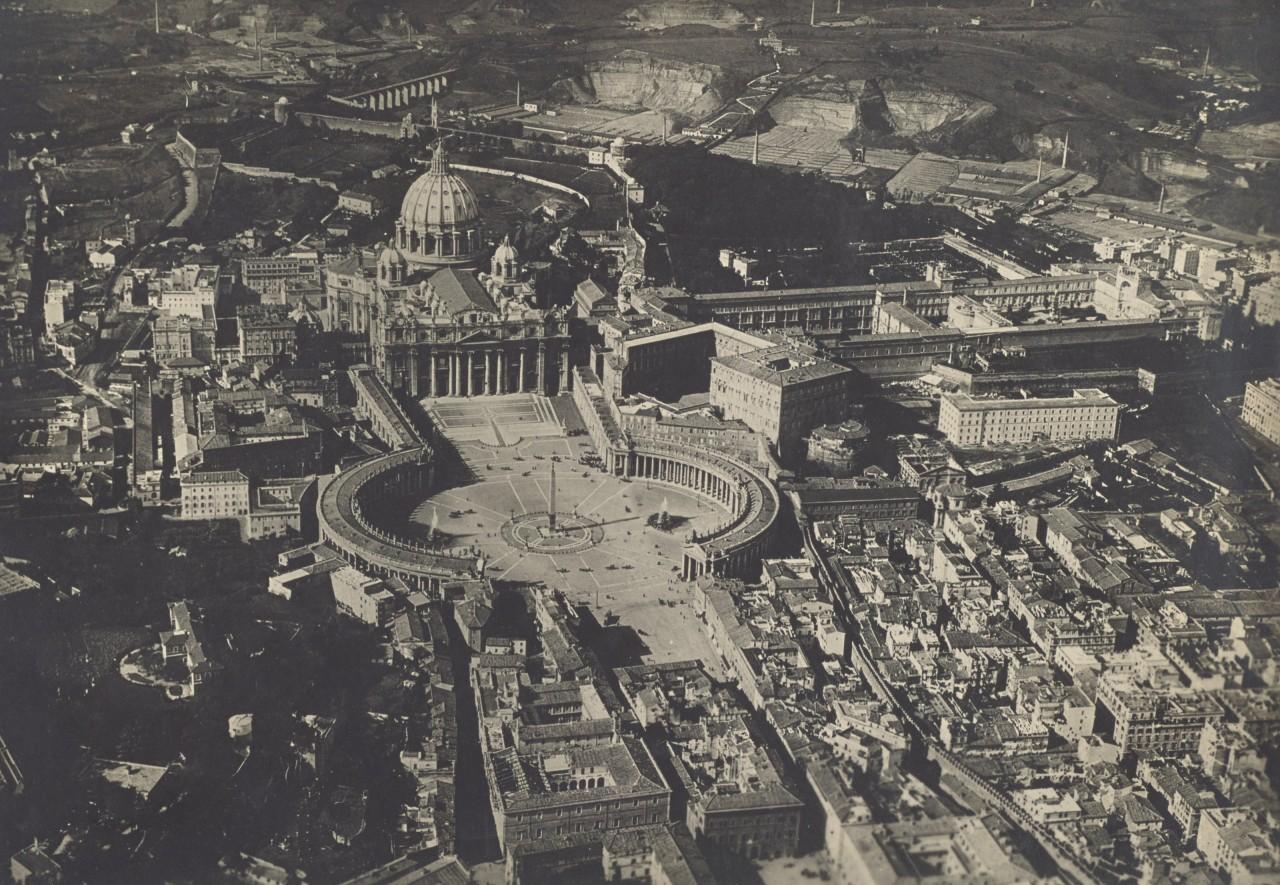 La basilique Saint Pierre à Rome
