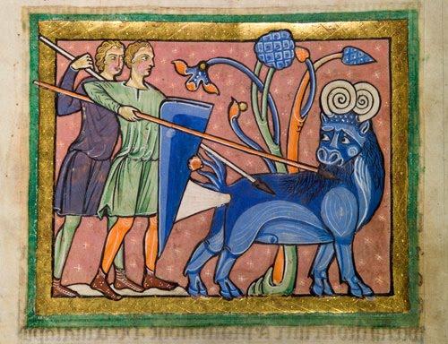 bonnacon-animal-mytique-moyenage-06