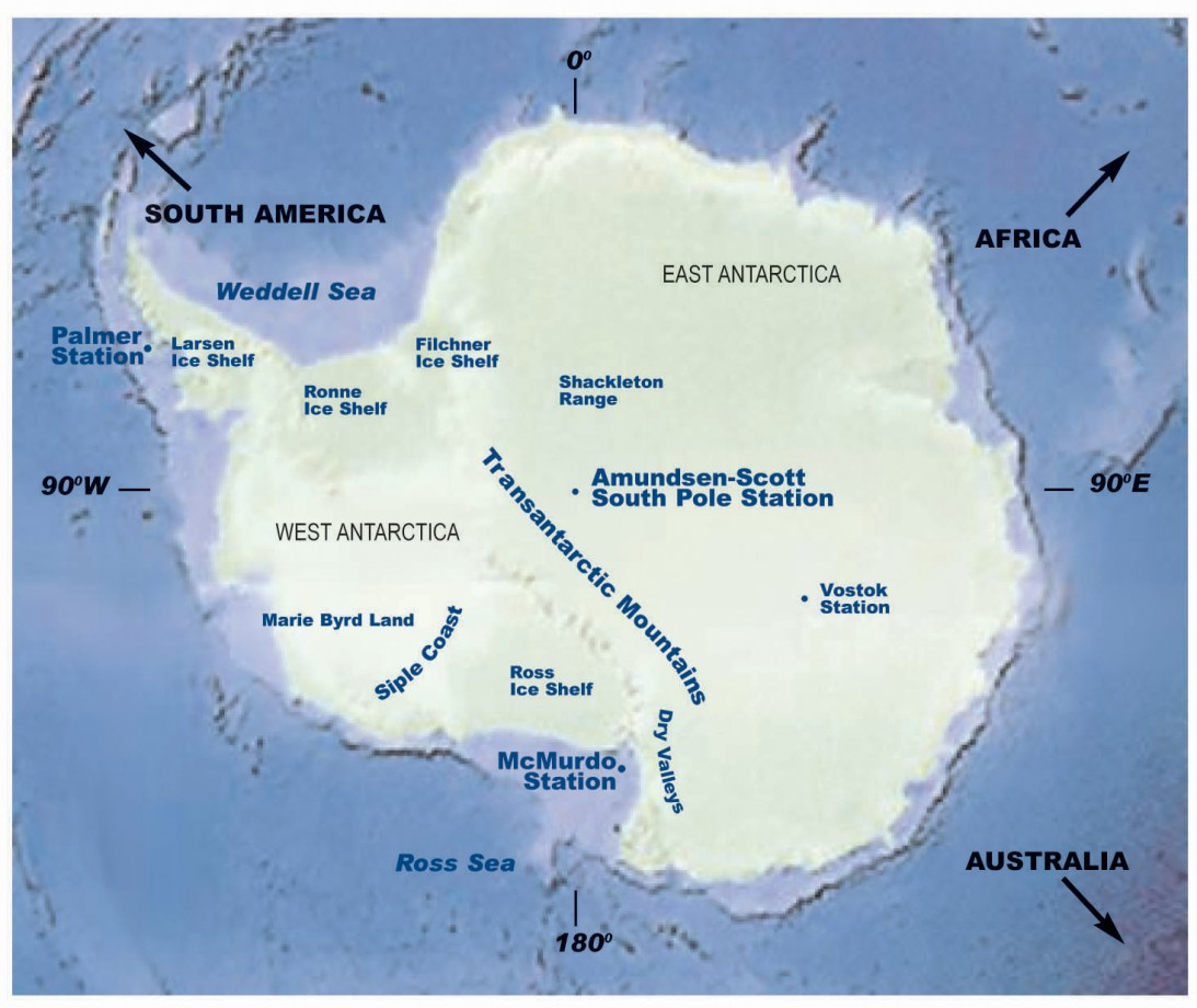 carte-antarctique