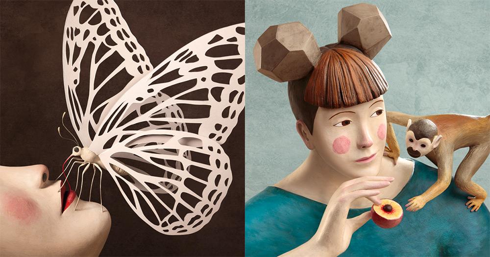 sculpture-illustration-Irma-Gruenholz-08