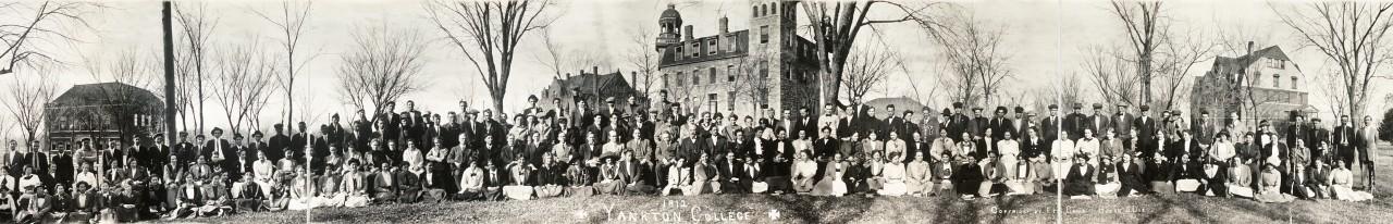 1912-Yankton-College