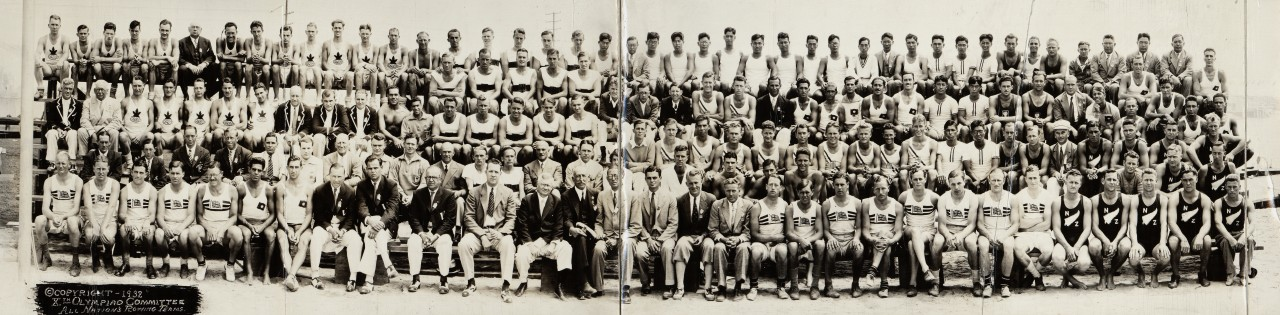 All-nations-rowing-teams-1932