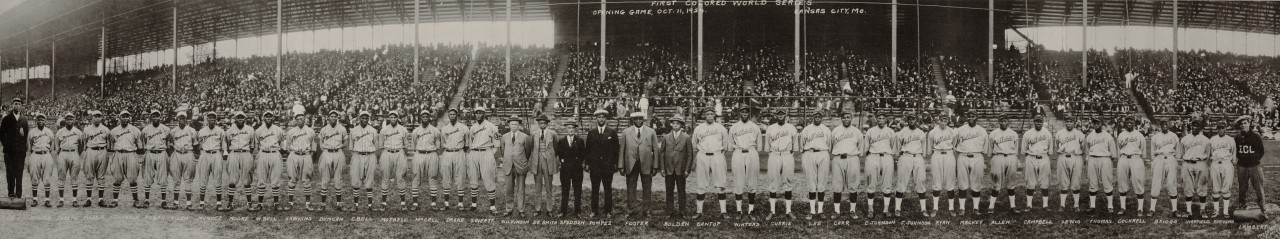 First-colored-world-series-opening-game-Oct-11-1924-Kansas-City-Mo
