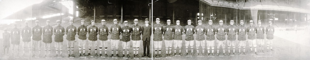 Philadelphia-Athletics-Champions-of-the-World-1913