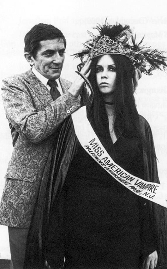 Miss Vampire Americain