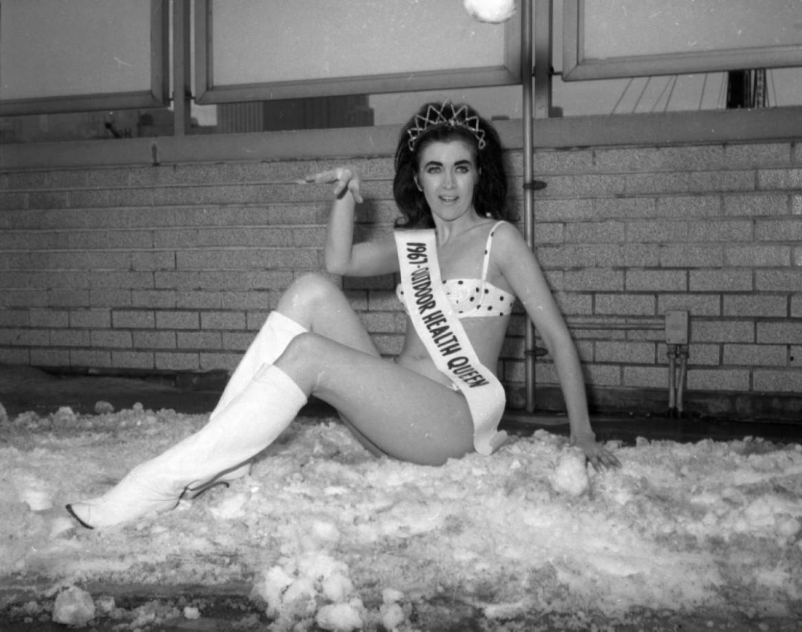 Reine de la santé en extérieur 1967