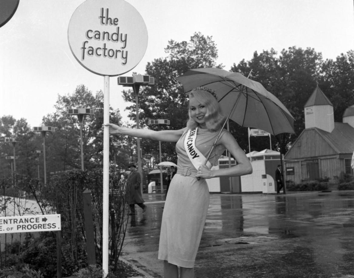 Reine des bonbons 1964