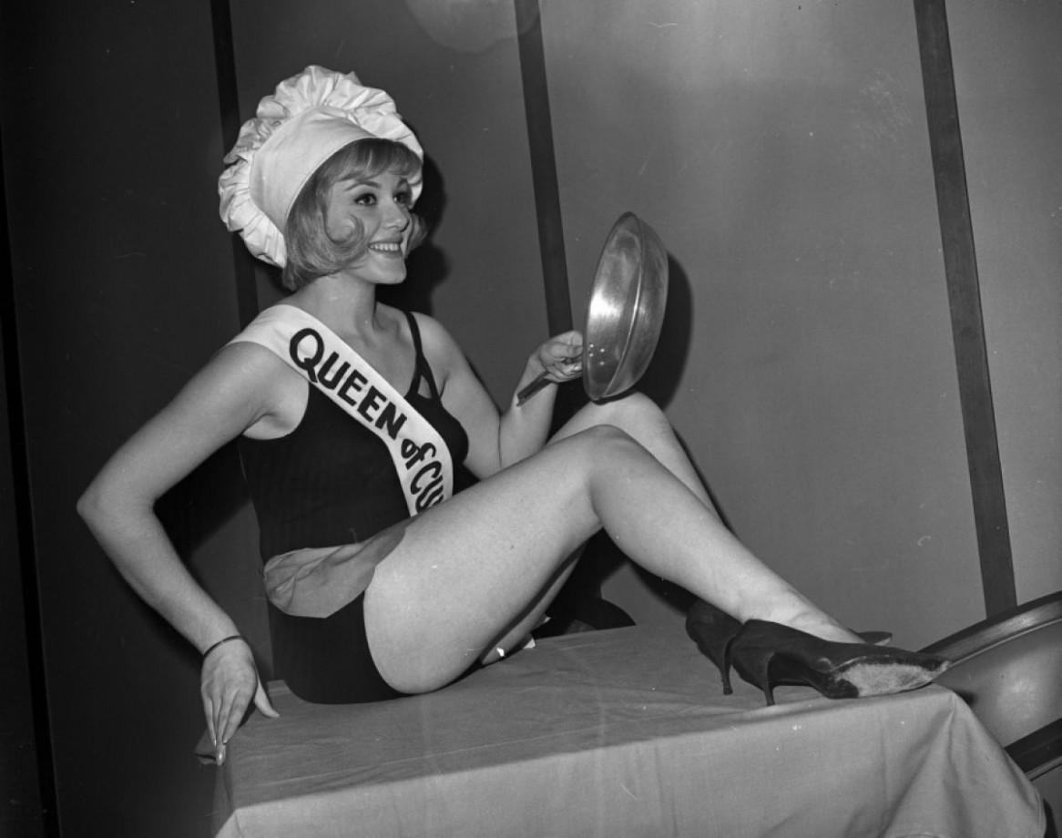 Reine de la cuisine 1964