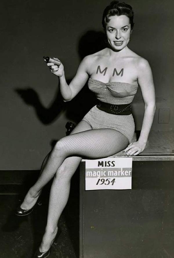 Miss Feutre 1954