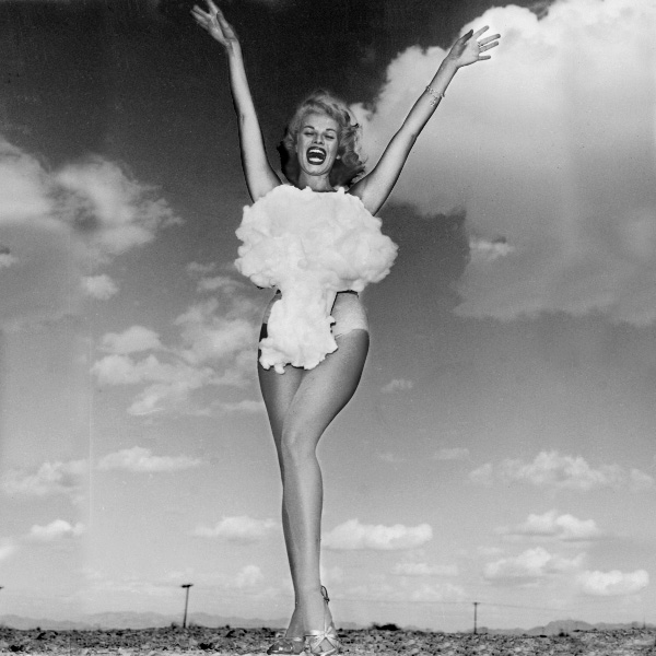 Lee Merlin - Miss Bombe Atomique 1957