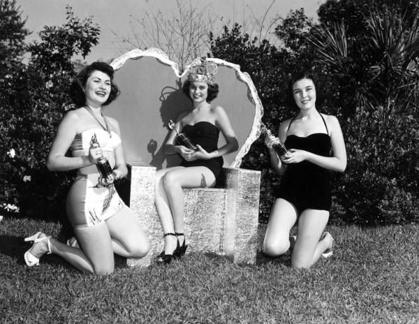 Miss Reine de Coeur 1949