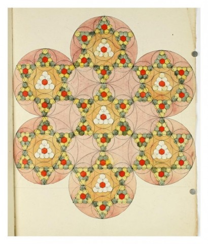 alchimie-illustration-manly-palmer-hall-geometrie-couleur-bo