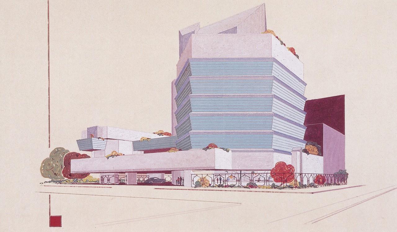 franl-lloyd-museum-Guggenheim-dessin-01