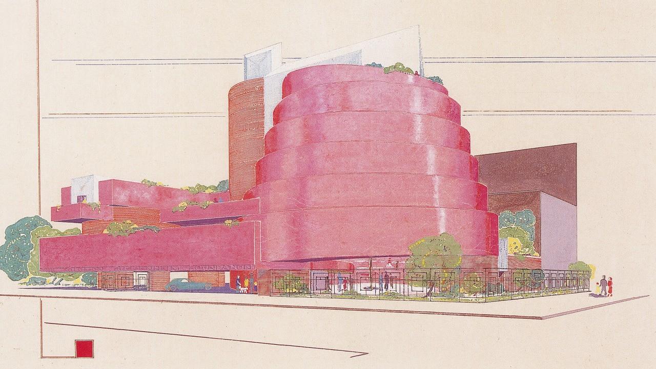 franl-lloyd-museum-Guggenheim-dessin-03