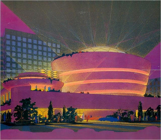 franl-lloyd-museum-Guggenheim-dessin-05