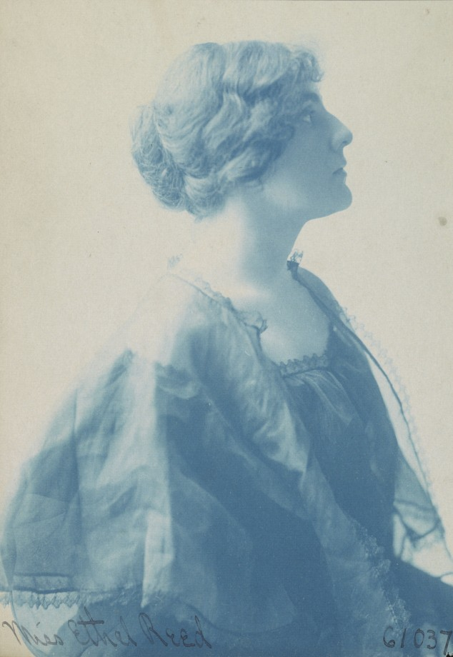 Miss Ethel Reed