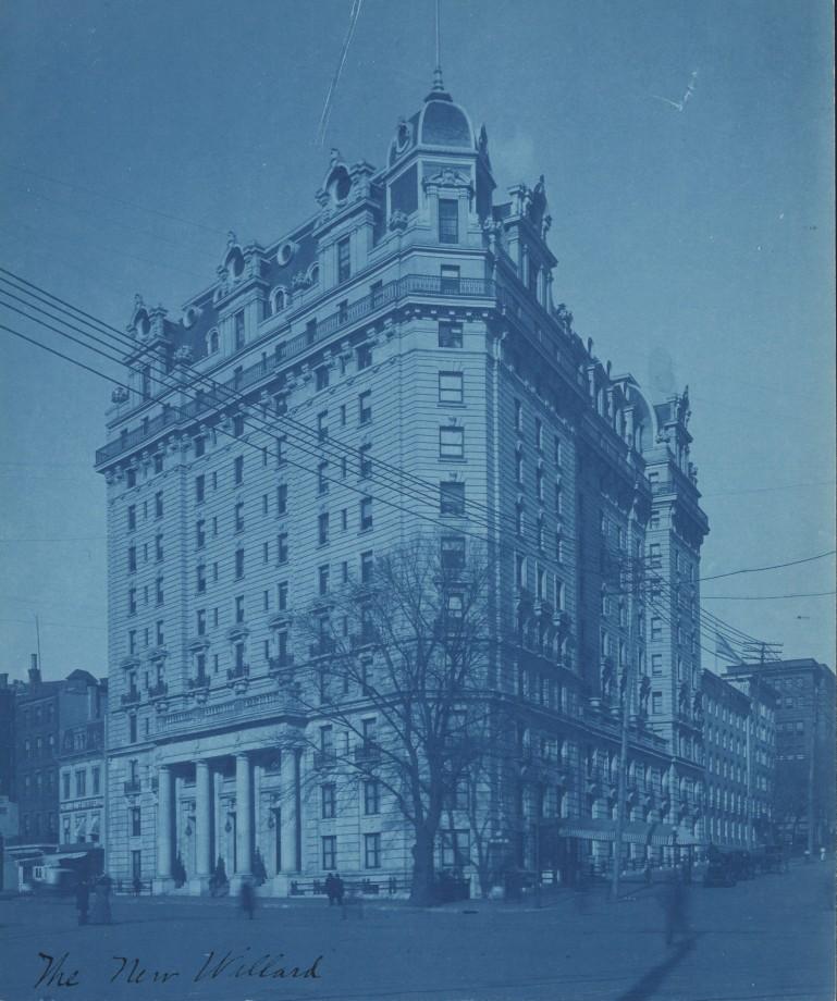 L'hôtel Willard