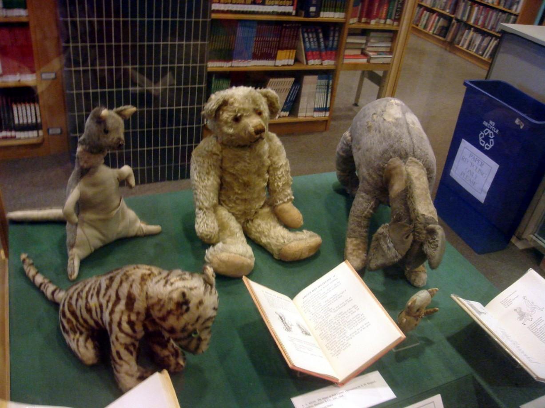 librairie-new-york-winnie-ourson