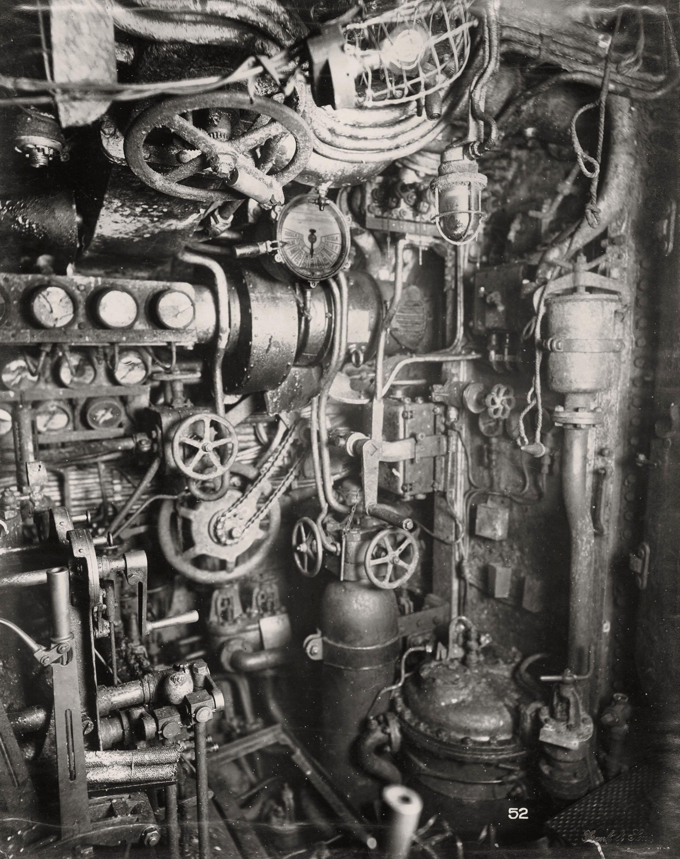 Uboat interieur controles sousmarin 20 la boite verte for Interieur u boat