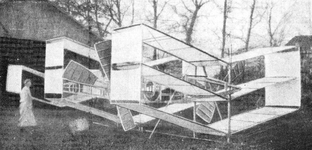 Dufaux Triplan, 1909