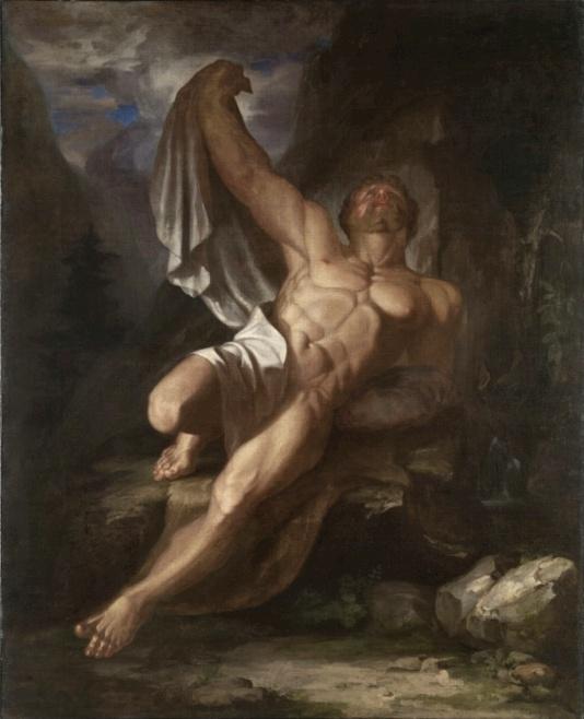 La mort d'Hercules