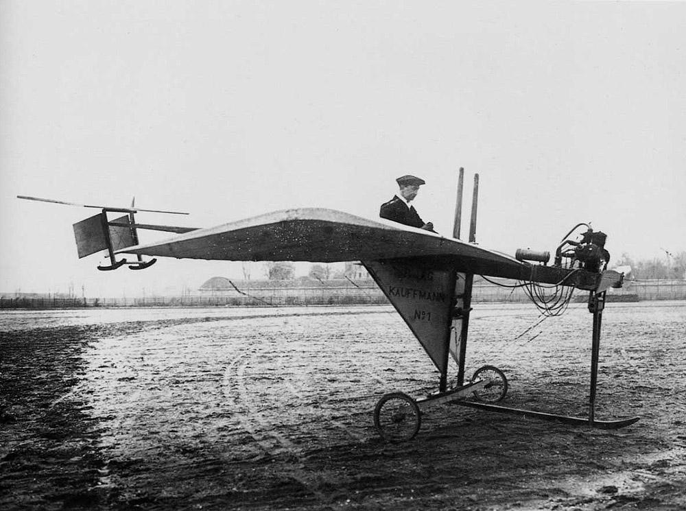 Kauffmann No. 1, 1910