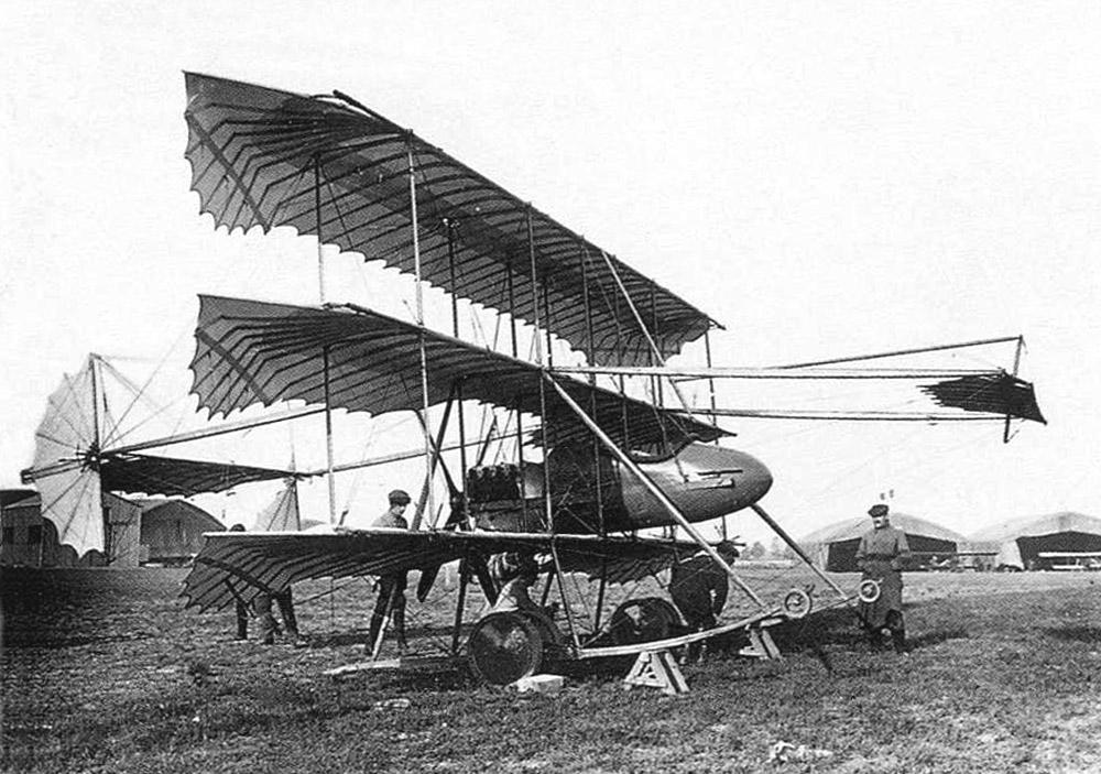 Paulhan, 1911