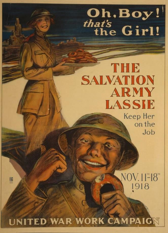 affiche-donuts-lassie-1918