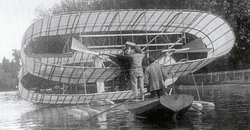 Bleriot III, 1906