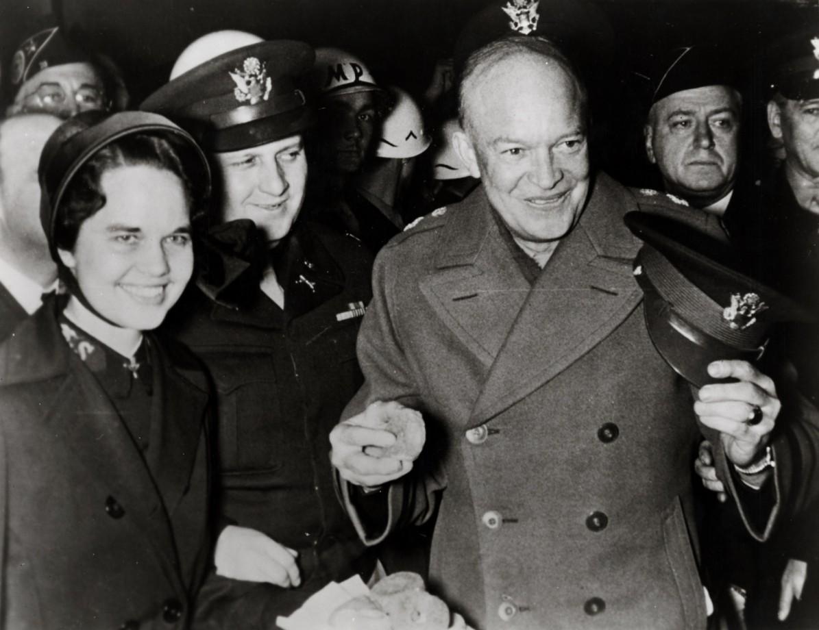 Même le Général Dwight Eisenhower