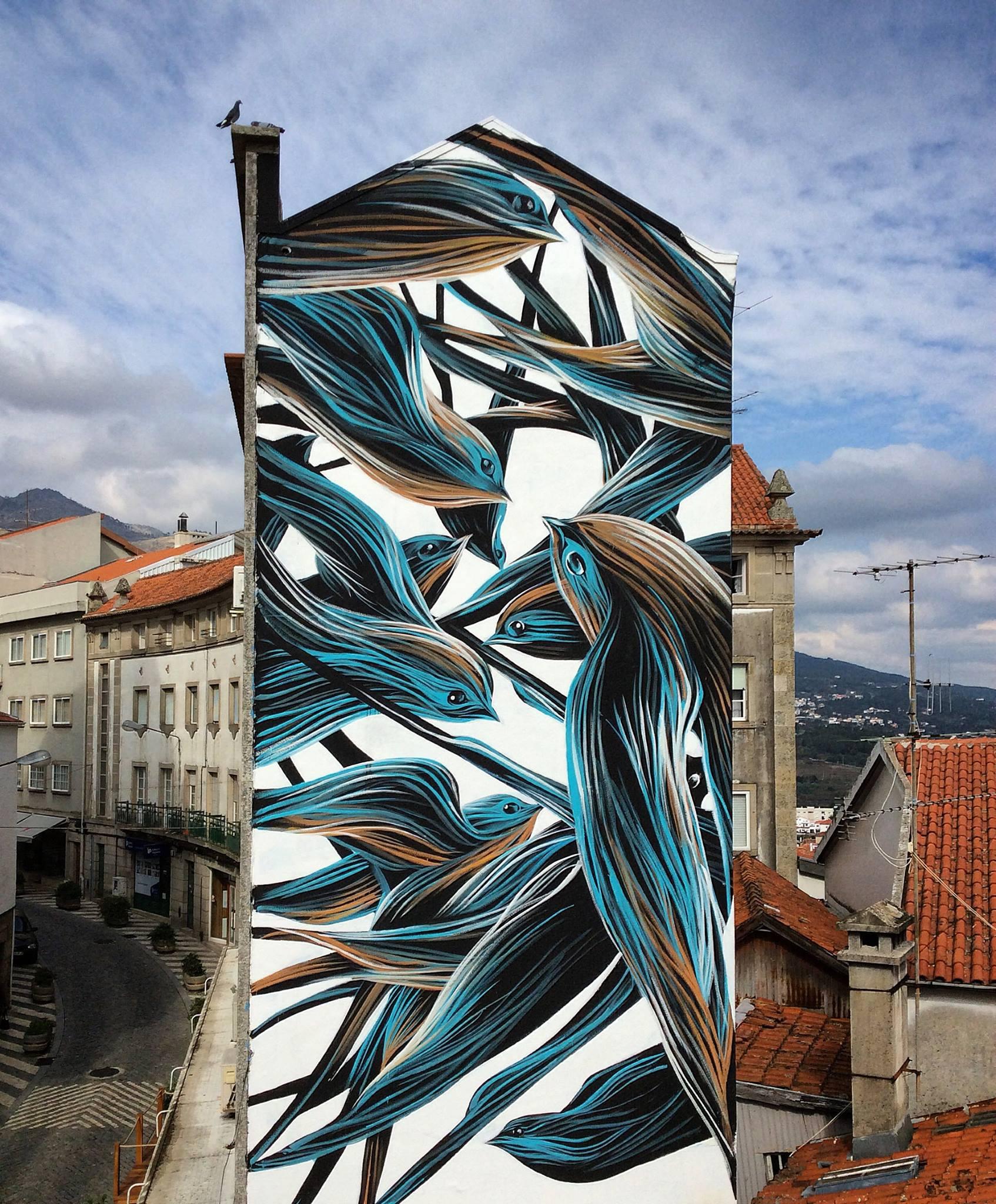 pantonio street art 01 la boite verte. Black Bedroom Furniture Sets. Home Design Ideas