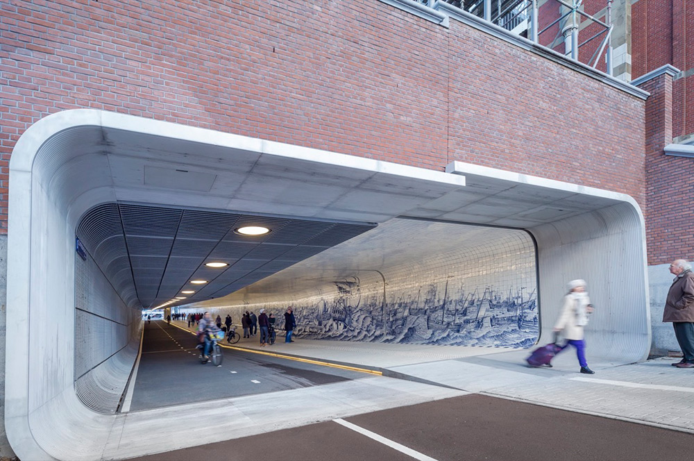 tunnel-cycliste-amsterdam-01