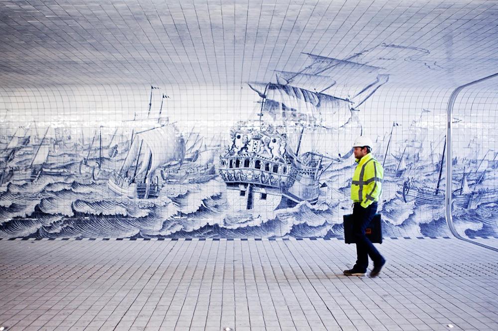 tunnel-cycliste-amsterdam-07