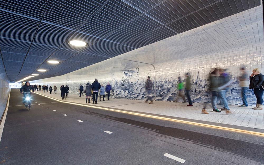 tunnel-cycliste-amsterdam-08