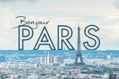 Une visite de Paris en deux minutes