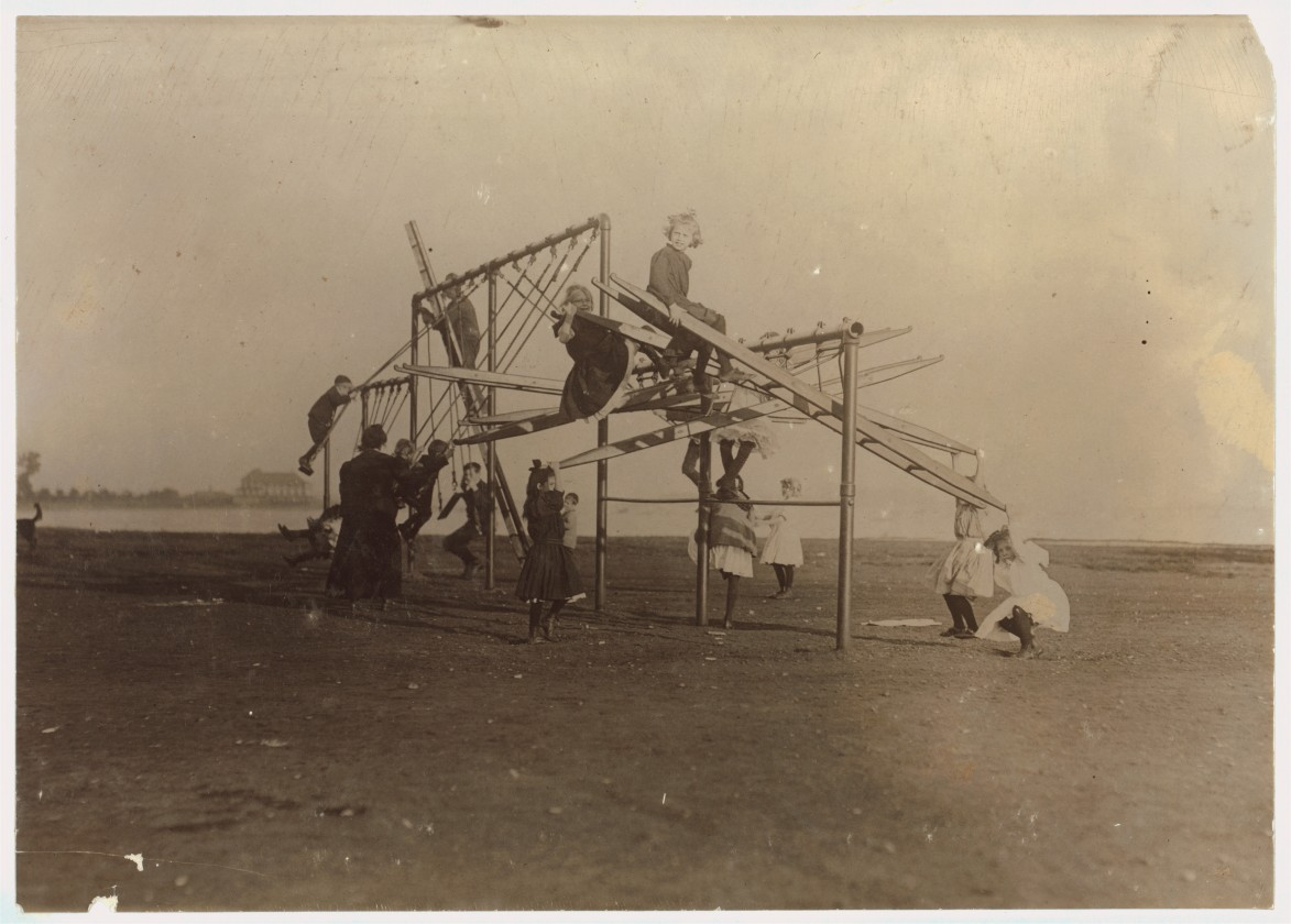 The-Dumps-Turned-Children-PlayGround-Dump-1915 Exhibit-Boston-Massachusetts