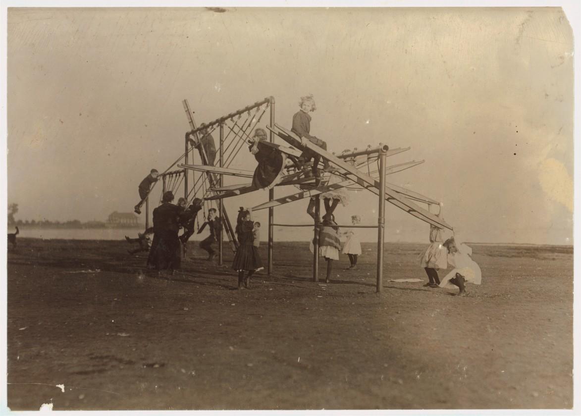 The-Dumps-Turned-Children-PlayGround-Dump-1915 Exhibit-Boston-Massachusetts